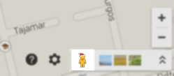 Even Street View is festive!